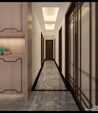富裕型120平米三室两厅中式风格走廊装修效果图