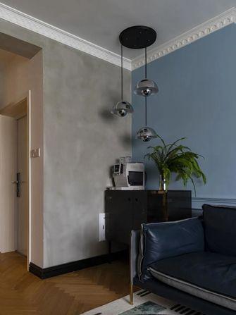 富裕型混搭风格客厅设计图