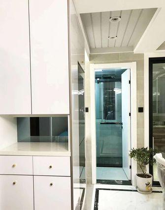 富裕型70平米三室一厅现代简约风格玄关图