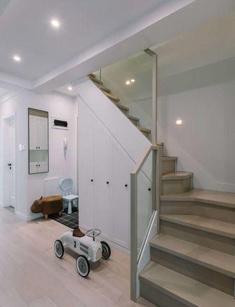 15-20万80平米三北欧风格楼梯间设计图