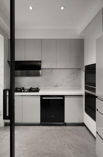 5-10万90平米现代简约风格厨房效果图