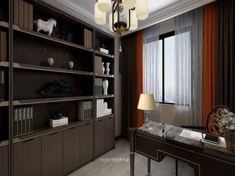 15-20万140平米四室两厅新古典风格书房图片大全