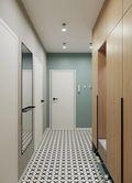 30平米以下超小户型现代简约风格走廊图片大全