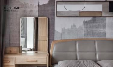 20万以上140平米复式北欧风格卧室装修图片大全