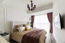 富裕型100平米三室两厅法式风格卧室图片