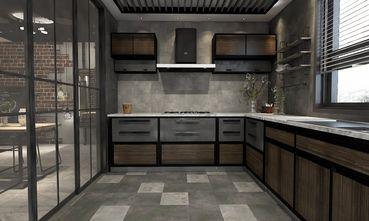 120平米别墅工业风风格厨房欣赏图