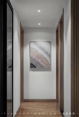 5-10万100平米三室两厅混搭风格走廊装修图片大全
