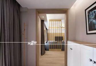 10-15万130平米三室两厅日式风格玄关图片大全