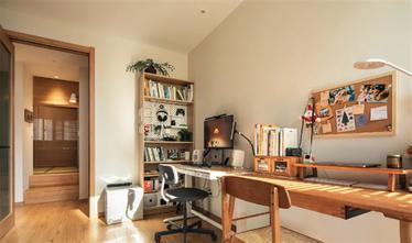 三室两厅现代简约风格书房欣赏图