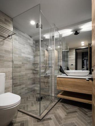 20万以上140平米四室一厅港式风格卫生间图片大全