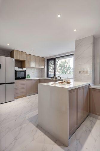 15-20万140平米三室两厅美式风格厨房欣赏图