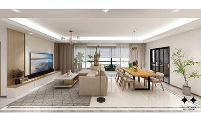140平米四室一厅日式风格客厅装修图片大全