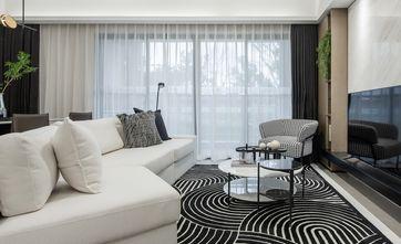 15-20万130平米三现代简约风格客厅图
