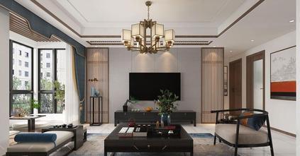 100平米三新古典风格客厅图片