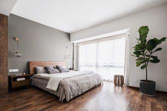 富裕型110平米三日式风格卧室图片大全