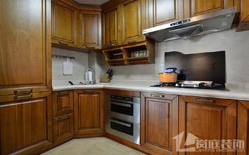 20万以上140平米复式中式风格厨房效果图