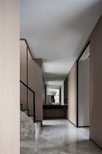 豪华型140平米复式现代简约风格楼梯间图片大全
