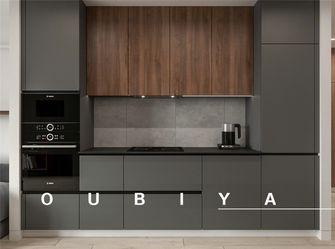 15-20万三室两厅现代简约风格厨房装修图片大全