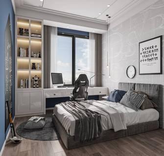 140平米别墅混搭风格青少年房装修效果图
