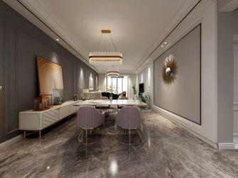 富裕型110平米四室四厅现代简约风格客厅图片大全