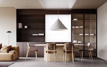 140平米法式风格餐厅图片大全