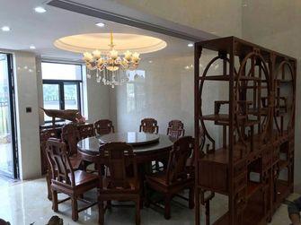 20万以上140平米四中式风格客厅装修案例