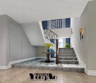 豪华型140平米复式混搭风格走廊图