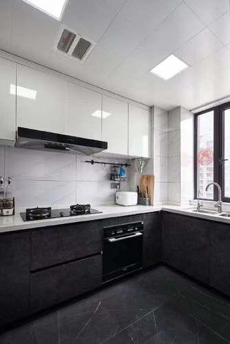 10-15万110平米三现代简约风格厨房图片大全