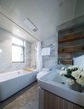 豪华型140平米四室两厅港式风格卫生间欣赏图