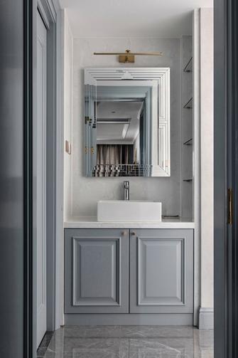 20万以上120平米四室两厅美式风格玄关图片