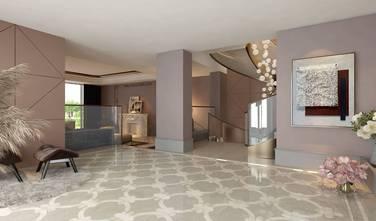 豪华型140平米三轻奢风格走廊装修效果图