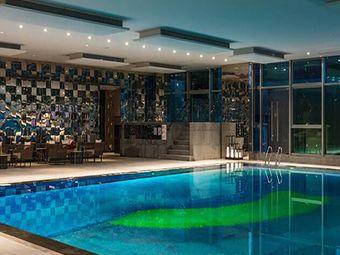 南宁万丽酒店•TOUCHSPA游泳健身