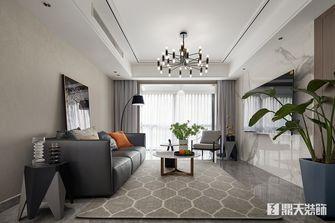 豪华型120平米三室两厅轻奢风格阳台图片