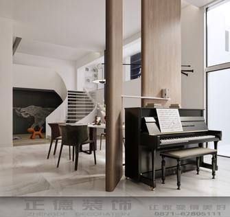 140平米现代简约风格阳光房图片