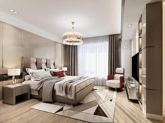 15-20万140平米别墅轻奢风格卧室图片大全