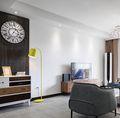 15-20万90平米三室一厅混搭风格餐厅装修案例