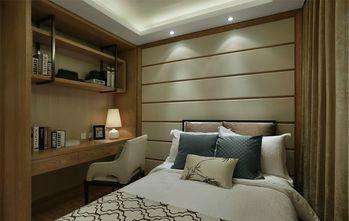 130平米四室一厅中式风格卧室图片