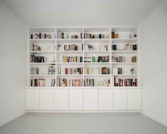 经济型100平米三现代简约风格书房效果图