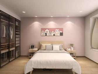 豪华型100平米三室两厅现代简约风格卧室欣赏图