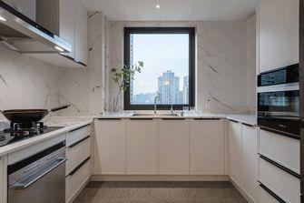 15-20万110平米三室一厅现代简约风格厨房装修图片大全