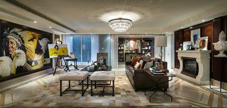 20万以上120平米三北欧风格卧室装修案例