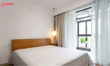3万以下80平米三室两厅日式风格卧室图片