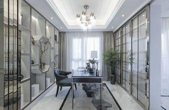 15-20万120平米四室两厅轻奢风格书房装修案例