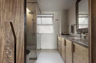 豪华型140平米四室一厅日式风格卫生间效果图