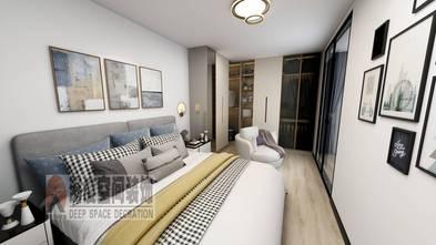 5-10万120平米四室三厅现代简约风格卧室图