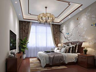 10-15万70平米中式风格卧室设计图