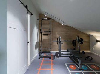 富裕型三北欧风格健身房图片