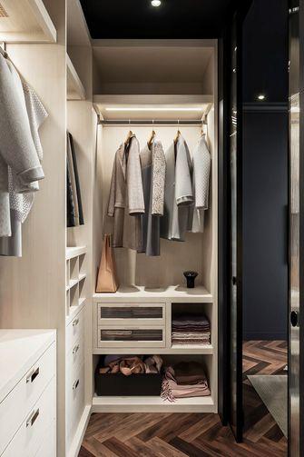 经济型110平米三室两厅现代简约风格衣帽间效果图