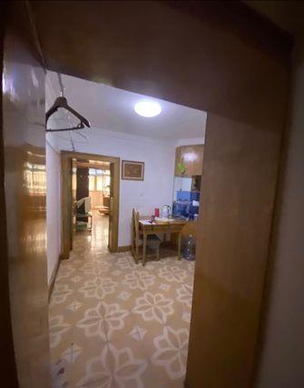 5-10万60平米美式风格走廊装修案例