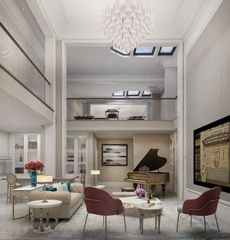 20万以上140平米别墅新古典风格影音室效果图